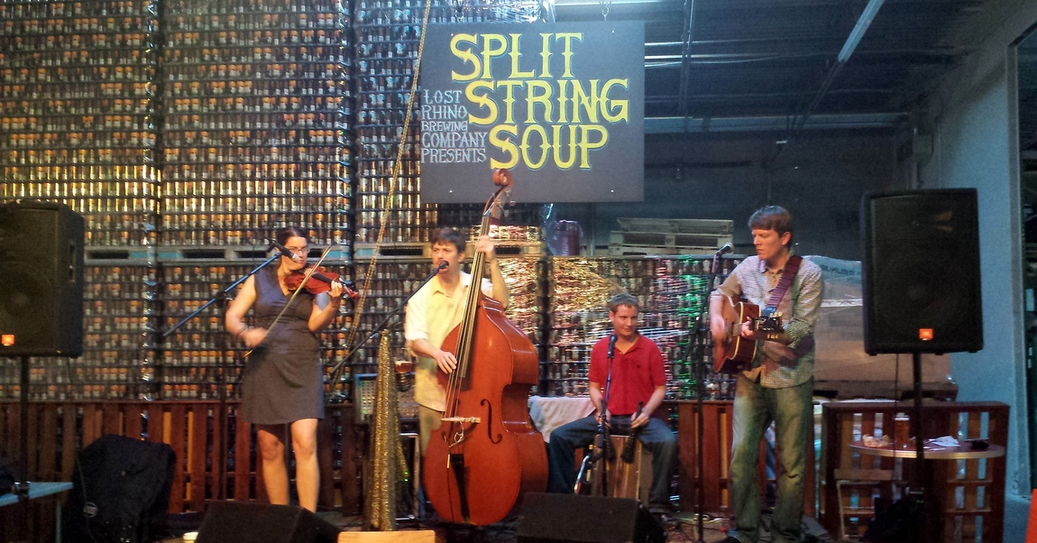 Split String Soup at Lost Rhino Brewery